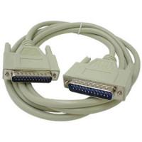 DB25M-DB25M cable 1.8m - 2.0m