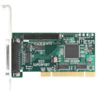 MESA 5i25 Superport FPGA based PCI Anything I/O card