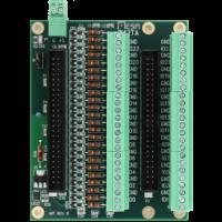 MESA 7i42TA Breakout/FPGA protection card