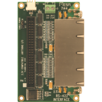 MESA 7i44 Eight Channel RS-422/485 interface/ RJ45 Breakout