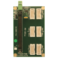 MESA 7i46 six Channel SPI breakout card