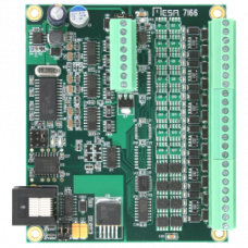 MESA 7i66-24 Isolated remote digital input and power driver card