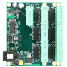 MESA 7I71 Isolated remote power driver card sourcing outputs