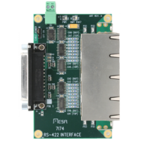 MESA 7i74 Eight Channel RS-422/485 interface/ RJ45 Breakout