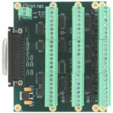MESA 7I85S 4 Channel encoder, 8 differential output 1 channel Serial RS-422 interface